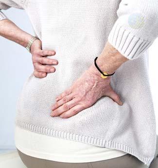 Douleur au dos ou dorsal - Chiro à Laval