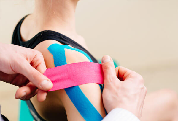 Kinesio Taping à Laval